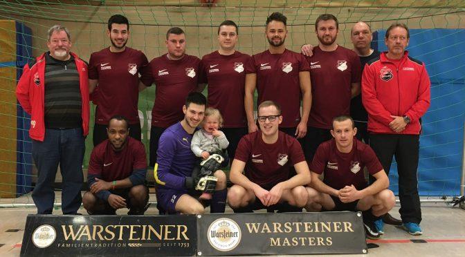 BSC gehört zu den vier besten C-Kreisligisten beim Warsteiner Masters Hallenturnier