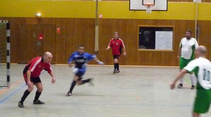 Hallengemeindemeisterschaft in Bad Sassendorf