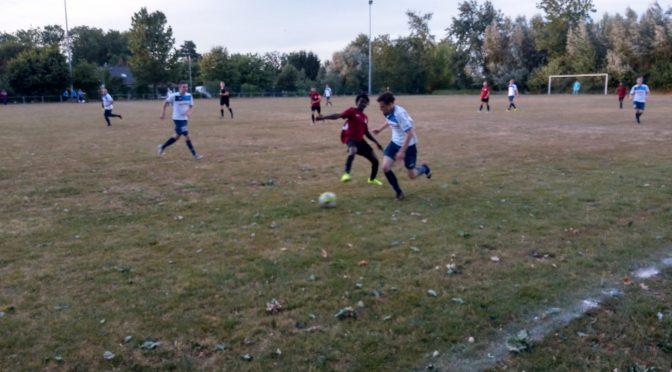 BSC verliert im Pokalspiel gegen Bezirksligisten