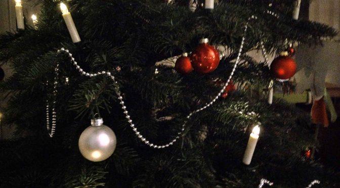 Frohe Weihnachten und eine Gesundes neues Jahr